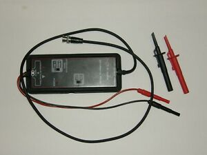 Beckman Industrial Si 9000a Differential Probe Dc To 25mhz 1000vdc 700vac Rms