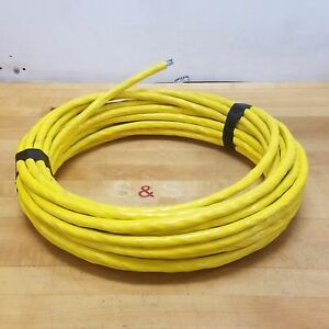 Unknown Umarked Multi conductor Cable 8 Pair 18 Awg 60 Feet Used