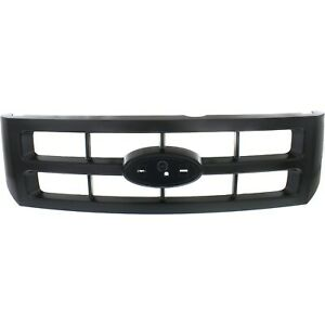New Paintable Grille For 2008 2012 Ford Escape Fo1200487 Ships Today