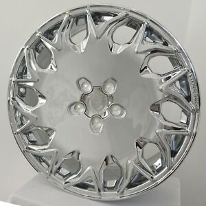 4 Wheels Gv06 20 Inch Chrome Rims Fits Chrysler 300 2005 2018