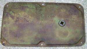 D5r John Deere D Top Rear Transmission Cover Original Part Not Rusted Out