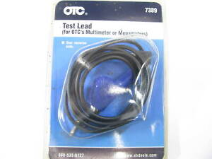Otc 7389 Bed Of Nails Intrusive Test Lead For Multimeters