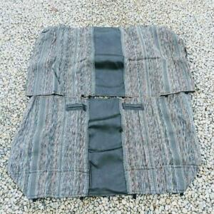Star Mfg A 707 Gray Saddle Blanket 2pc Small Medium Pickup Bench Seat Covers Nos