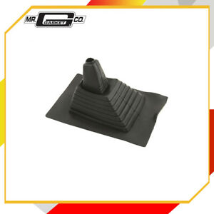 Mr Gasket 6357 Euro Sport Angle Style Shifter Boot 4 5x6 In Base