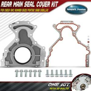 Rear Main Seal Kit For Chevy Gmc 4 8 5 3 5 7 6 0 6 2 635 518 12633579 12639250