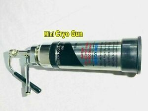 Mini Cryo Gun 500 Ml With 4 Probes For Dermatology gynecology General Surgery