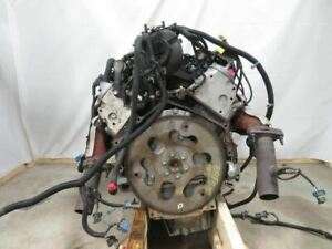 6 0 Liter Engine Motor Lq4 Gm Chevy 149k Complete Drop Out Ls Swap