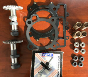 Ktm 390 Rc Mod Cams Gaskets Valve Spring Kit With Ti Retainers