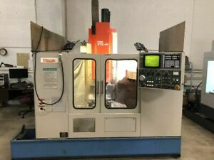 Mazak Vtc 41 Cnc Vertical Machining Center W Mazatrol Eia Controller Mill