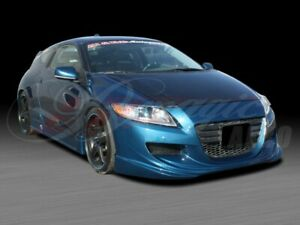 2011 2016 Honda Cr Z Abf Style Full Body Kit By Ait Racing Front Rear Sides