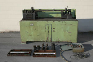Vinco Camshaft Comparator Machine Bench