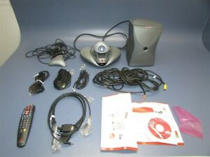 Used Polycom Vsx 7400 Video Conferencing Kit