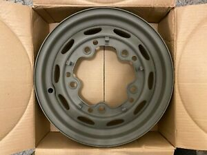 Porsche 356 Wheel Rim Set Kpz 6042a 4 5x15