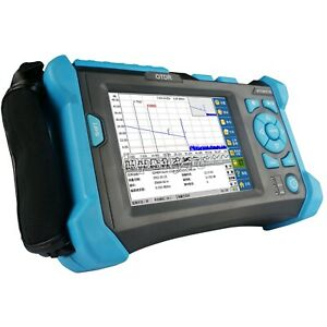 Optical Time Domain Reflectometer Otdr For 1310 1550nm Smf W vfl Mt 7300 Plus Ts