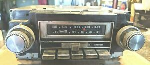 Works 73 77 Chevy Pontiac Oldsmobile Buick Delco Am Fm Stereo 8 Track Tape Radio