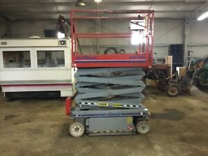2006 Skyjack Sj Iii 3219 Electric Scissor Lift