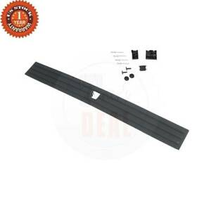 Tailgate Flexible Step Moulding Trim With Button For 2015 2020 Ford F 150