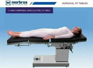 C arm Compatible Hydraulic Ot Table Ot Table Operation Theater Surgical