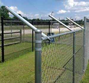 Extend a post Post Extensions For Chain Link Fence Set Of 9 Size 1 3 8