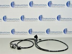 Olympus Cf q140l Colonoscope Endoscopy Endoscope