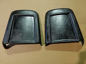 1967 Mustang Shelby Deluxe Seat Back Panels Gt Fastback Coupe Made In Usa