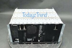 Motorola Quantar T5365a 800mhz Base Station Repeater W Modules Power Supply