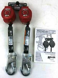 Honeywell Miller 6 400 Lb Twin Turbo Fall Protector Mflb 3 z7 6ft New In Box