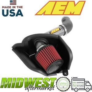 Aem Non Woven Synthetic Cold Air Intake System For 2019 Volkswagen Jetta 1 4l L4