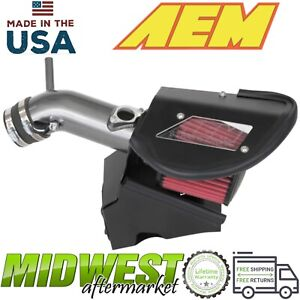 Aem Performance Cold Air Intake System Fits 2019 Toyota Corolla Hatchback 2 0l