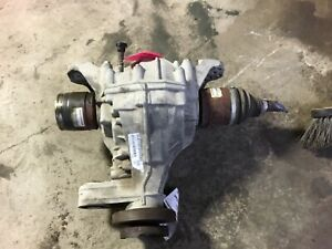 2012 Oem Jeep Grand Cherokee Rear Axle Differential 230mm 68092358ac 102k Miles