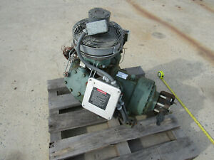 Carlyle 06ey475 340 06ey475340 Refrigeration Compressor 20hp we Ship Freight