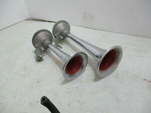 Marchal Hypersonic 23 Gt Air Horns Rolls Royce Bugatti Lagonda Delage Bentley