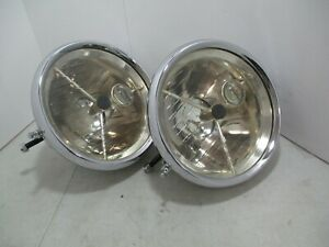 Lucas P100s Db Headlights Rolls Royce Phantom Ii Bentley Aston