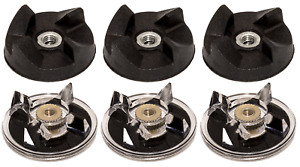 Blendin 6 Base amp; Blade Gear Replacement PartCompatible with Magic Bullet MB1001 $8.77