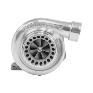 Cxracing Ceramic Dual Ball Bearing 3582 0 63 A r 4 bolt Outlet Turbo Charger