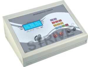 Ift Interferential Therapy Unit Deepstim Physiotherapy Equipments
