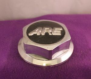 American Racing Chrome Custom Wheel Center Cap 1 4 25 Diameter