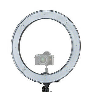 Prismatic Led Halo Ring Light Used