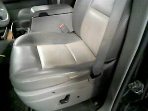Driver Front Seat Bucket Leather Electric Fits 07 09 Aspen 150528