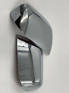 For 2008 2012 Ford Escape Chrome Mirror Covers Caps Pair