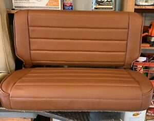 1988 Jeep Wrangler Rear Seat leather