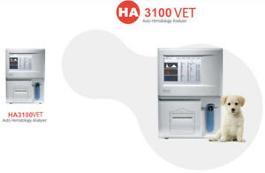 Contec New Automatic Veterinary Hematology Blood Analyzer Cell Counting Printer
