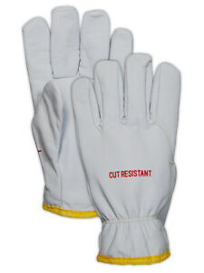 Magid Durafit Goatskin Leather Drivers Gloves Small 12 Pair