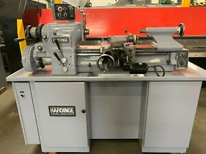 Hardinge Hlv h Toolroom Lathe With Taper Attachment