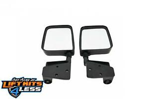 Kentrol 50475 Mirror Kit Pair For 1988 1995 Jeep Wrangler yj