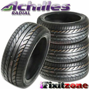 4 Achilles Atr Sport Ultra High Performance 195 50r15 82v 400aaa Tires