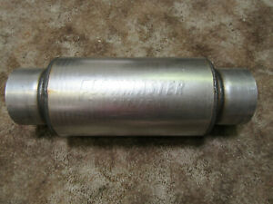 Flowmaster 13509135 Pro Series Outlaw Round Race Muffler 3 5 In
