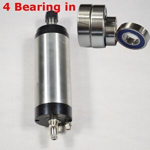 Four Bearing 2 2kw Water cooled Spindle Motor Engraving Mill Grind Ce Quality