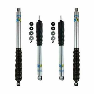 Bilstein 5100 Front Rear Shock Absorber For 05 16 Ford F 250 F 350 Super Duty
