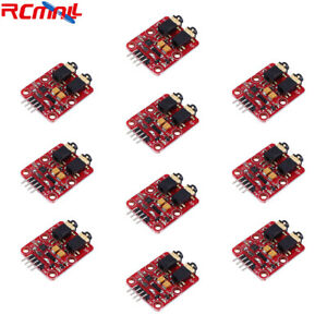10pcs Rda5820n Fm Frequency Broadcast Transceiver Transmitter Receiver Module
